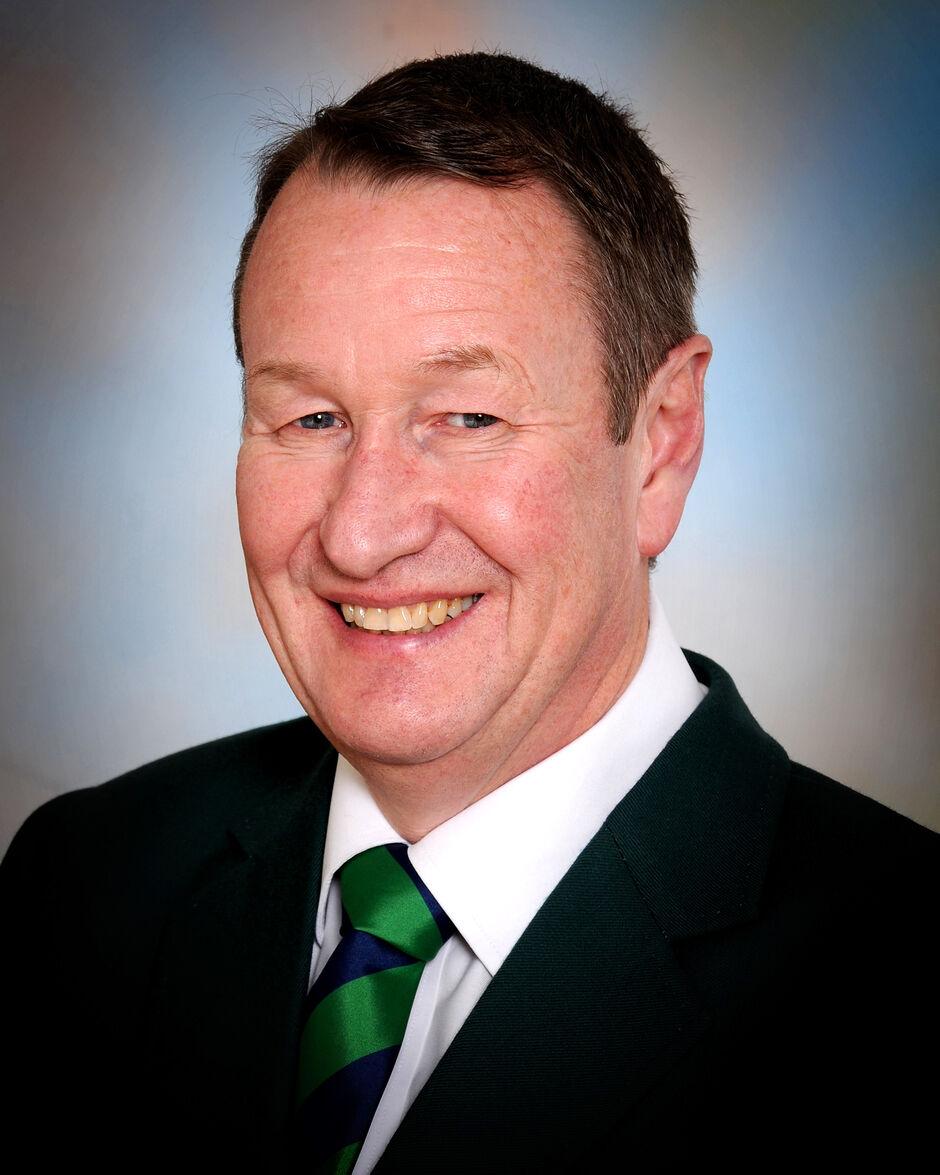Men's Captain, Fraser Fowlie